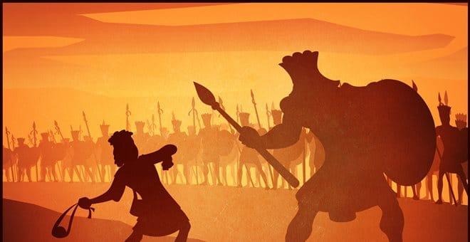 Ήταν Έλληνας ο Γολιάθ; Τι λέει νέα μελέτη για τους Φιλισταίους — ΣΚΑΪ (www.skai.gr)