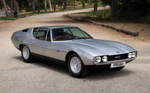 Αρμονική συνεργασία Βρετανών και Ιταλών χρειάστηκε για να φτιαχτεί η κλασική Jaguar Pirana