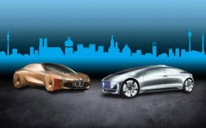 Επισημοποιήθηκε η συνεργασία BMW & Daimler – Newsbeast