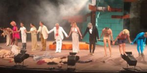 Η Άννα Δρούζα προτείνει την παράσταση «Νεφέλες»