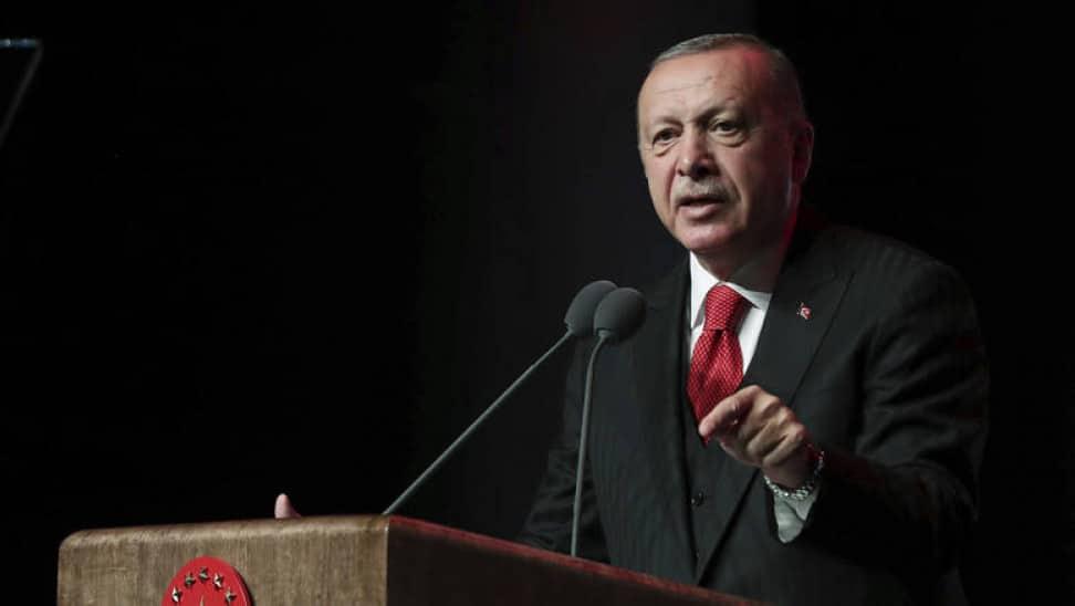 Ερντογάν: Η ΜΙΤ κάνει το καθήκον της στη Λιβύη - Αγνοείστε τα σύνορα!